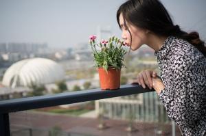 Freundschaft ist wie eine Blume - und wir wollen zusammen dafür sorgen, dass sie wachsen und gedeihen kann.