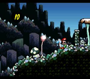 Yoshi's Island besticht durch ausgezeichnete Grafik und stimmungsvollen Soundtrack. Der bemerkenswerte Diamant in der SNES bzw. Super Famicom Bibliothek scheint auch noch Jahrzehnte nach seiner Erscheinung und hat nichts von seinem Charm verloren.