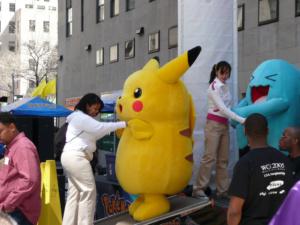 """Auch der Name von Pikachu beinhaltet ein japanisches """"Tonwort"""""""